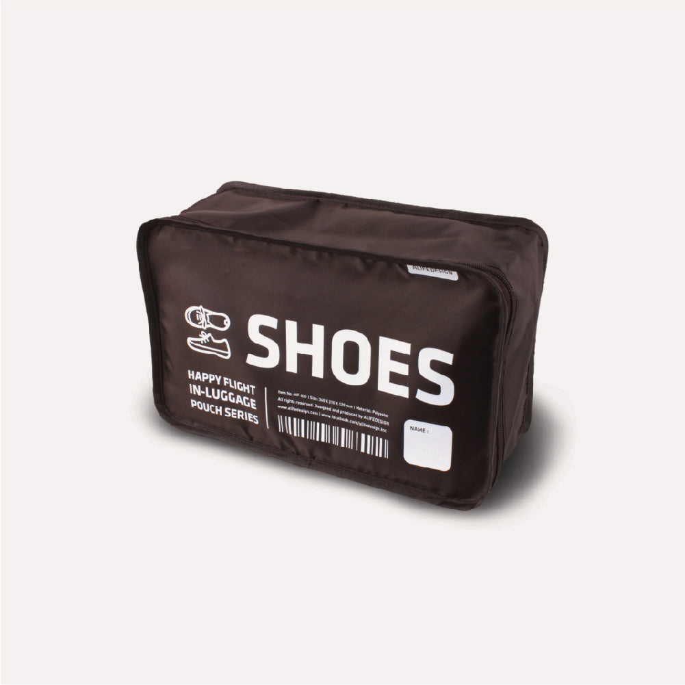 Alife Design Packing Cell Shoes Brown