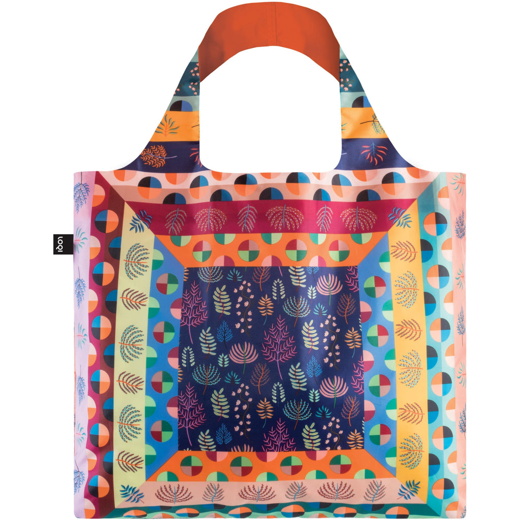 Loqi Reusable Shopping Bag Hvass & Hannibal Collection - Maze,Reusable Shopping Bag, Loqi - Yum Yum Store