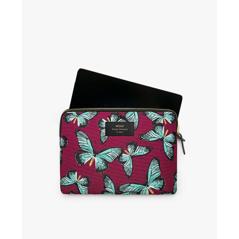 Wouf IPad / Tablet Sleeve Butterfly,IPAD / TABLET CASE, Wouf - Yum Yum Store