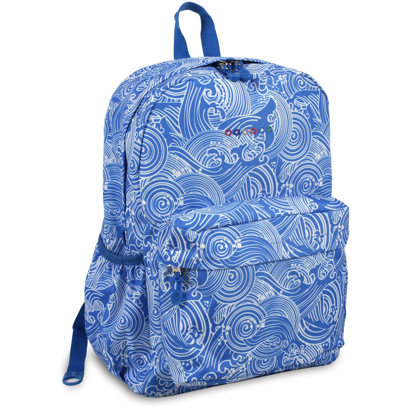 JWORLD New York Oz Backpack - Wave,Backpack, J World New York - Yum Yum Store