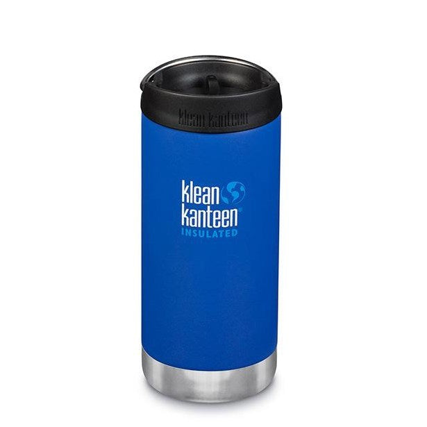 Klean Kanteen TK Wide Insulated Cup 355ml Deep Surf,Reusable Coffee Cup, Klean Kanteen - Yum Yum Store