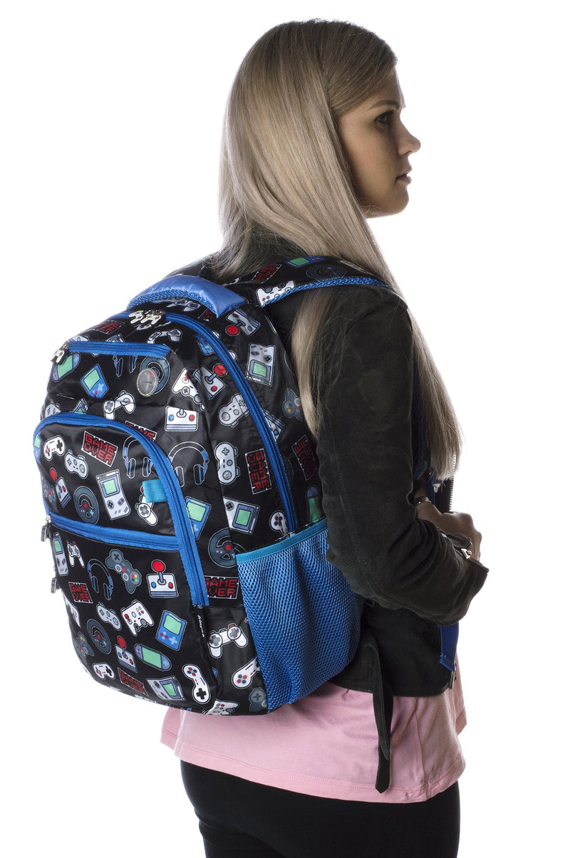 Fringoo Junior Backpack Gamer,Backpack, Fringoo - Yum Yum Store