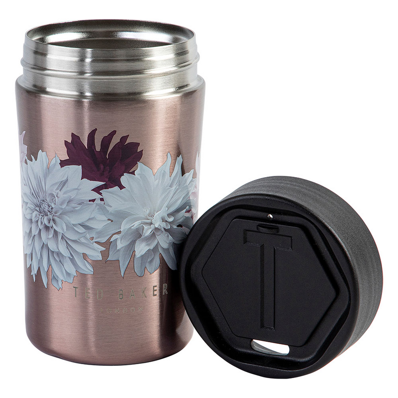 Ted Baker Travel Cup Rose Gold Clove 300ml