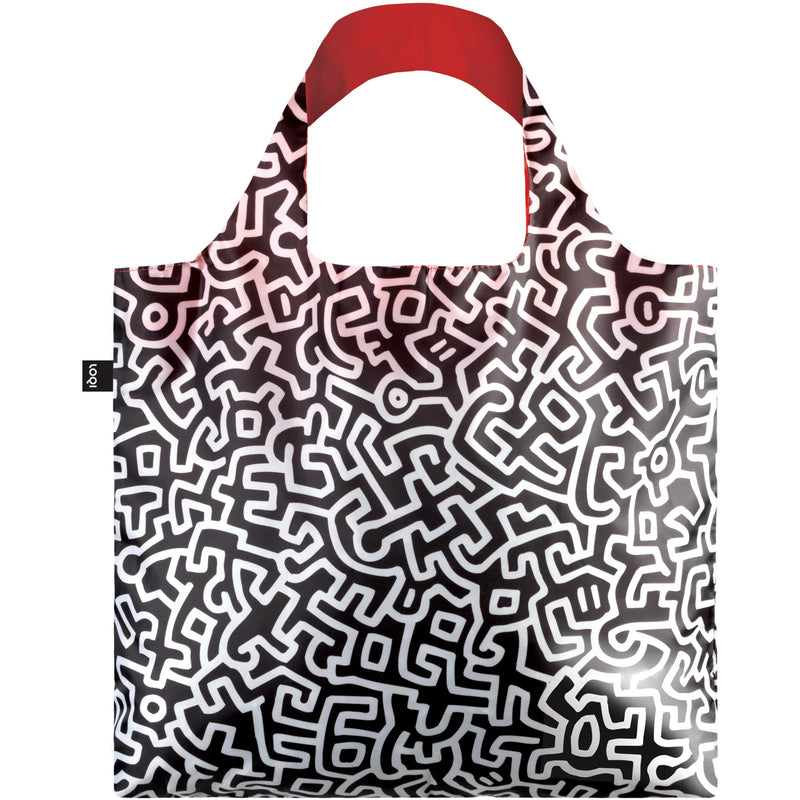 Loqi Reusable Shopping Bag Museum Collection - Keith Haring,Reusable Shopping Bag, Loqi - Yum Yum Store