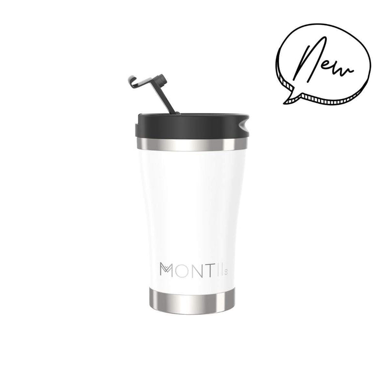 Montii Co Regular Coffee Cup - White