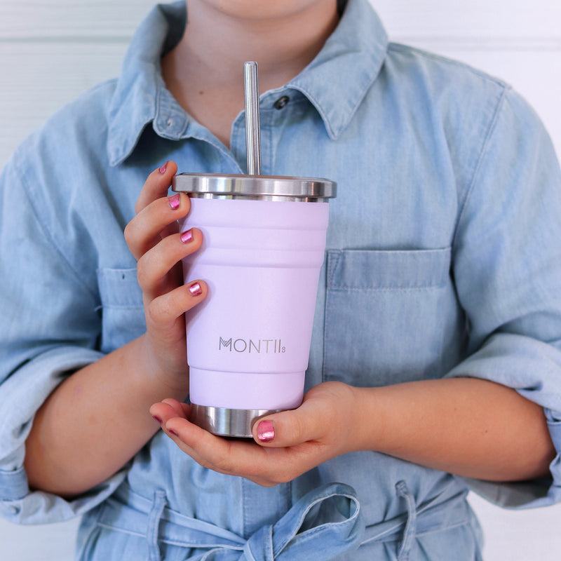Montii Co. Insulated Smoothie Cup Mini Lavender