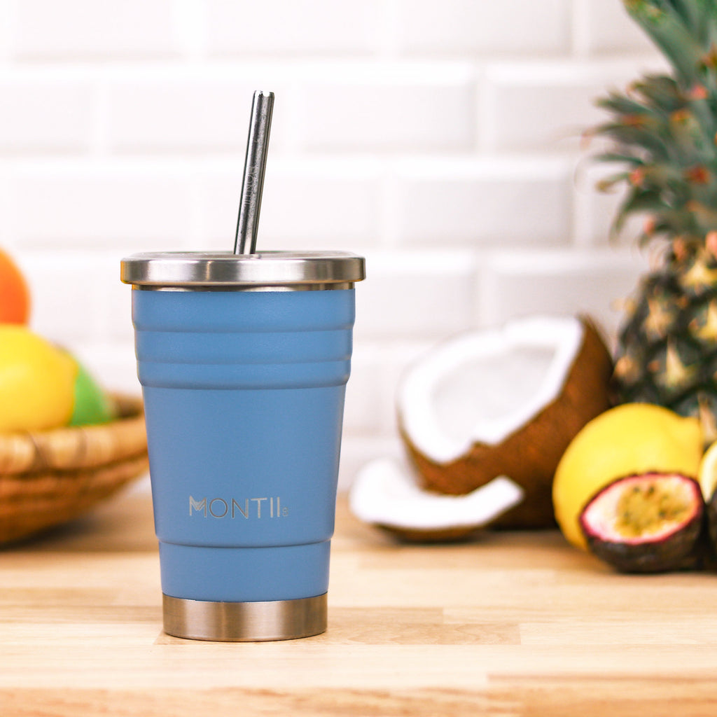 Montii Co. Insulated Smoothie Cup Mini Slate