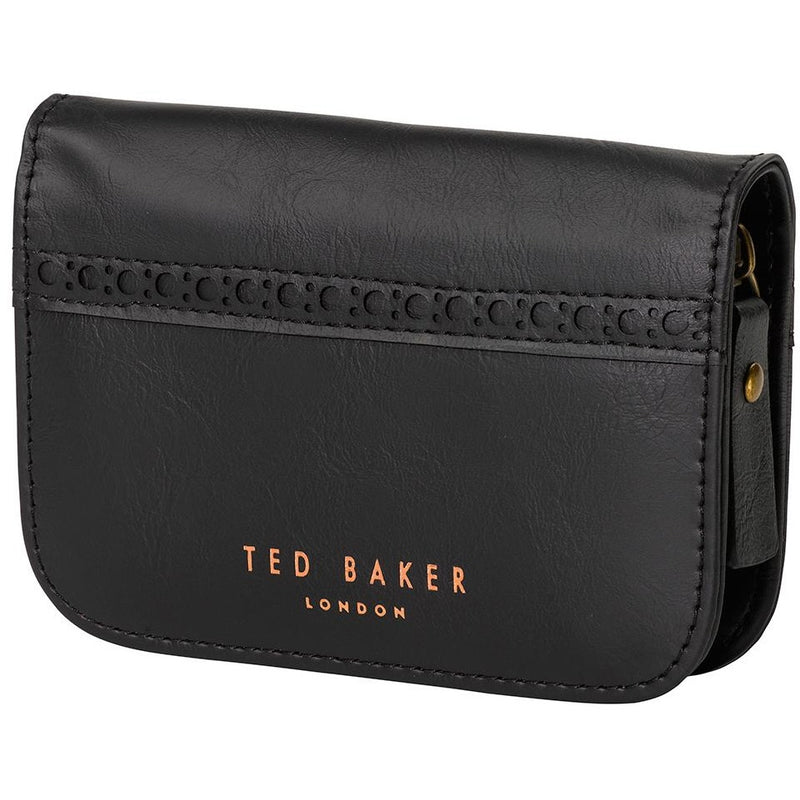 Ted Baker Brogue Manicure Set Black,Manicure Set, Ted Baker - Yum Yum Store