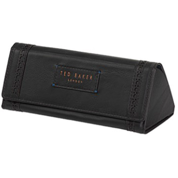 Ted Baker Black Brogue Glasses Case,Glasses Case, Ted Baker - Yum Yum Store