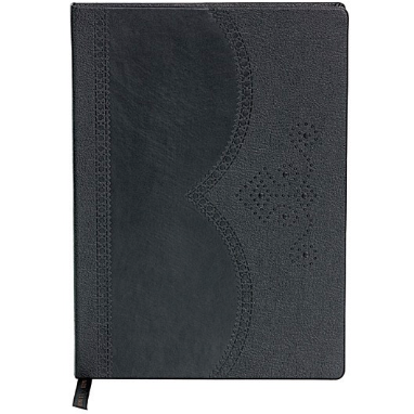 Ted Baker Large Black Brogue Lined Notebook,Notebook, Ted Baker - Yum Yum Store