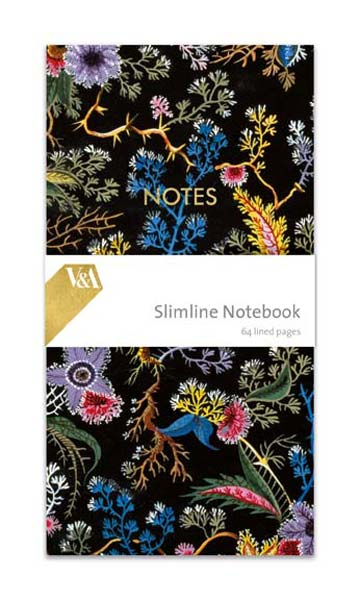 Museums & Galleries William Kilburn Slimline Notebook,Notebook, Museums & Galleries - Yum Yum Store