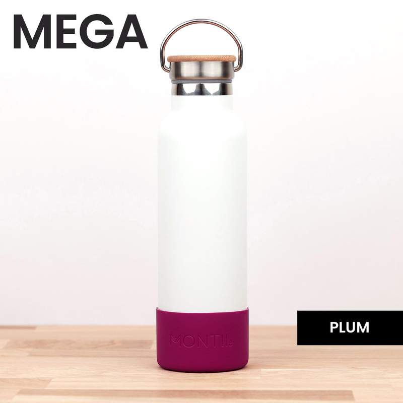 Montii Co. MEGA SIZE Bottle Bumper Plum