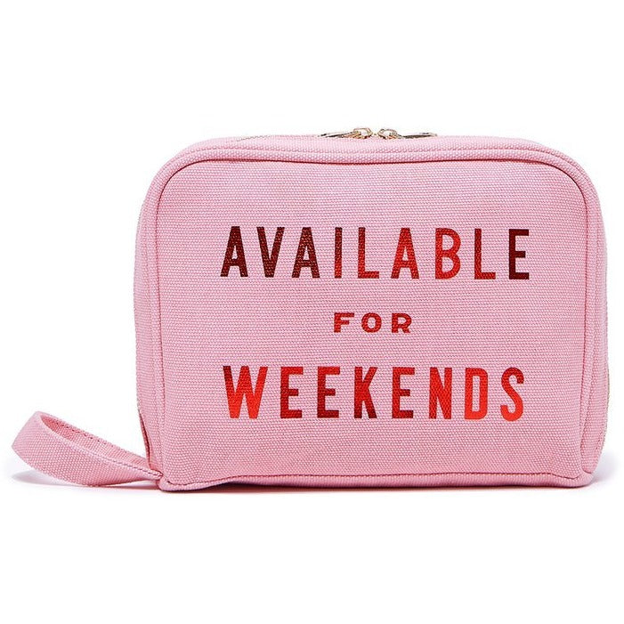 Ban.do Getaway Toiletries Bag - Available for Weekends,Toiletry Bag, Ban.do - Yum Yum Store