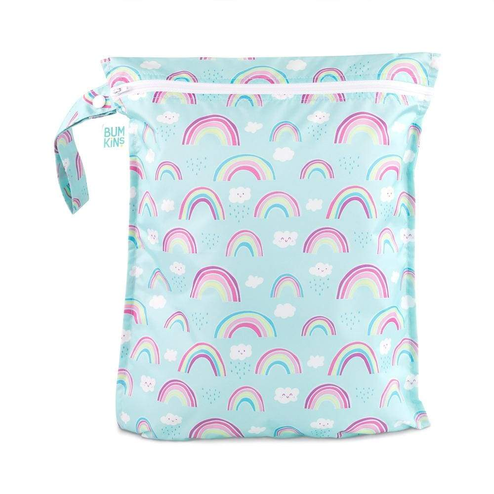 Bumkins Wet Bag Rainbow,Wet Bag, Bumkins - Yum Yum Store