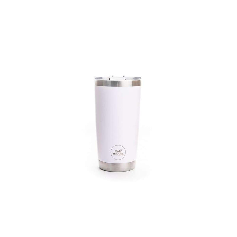 Caliwoods Hot & Cold Tumbler White,Tumbler, Caliwoods - Yum Yum Store