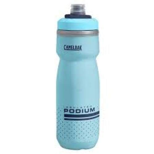 Camelbak Podium Chill 0.6L Lake Blue,Plastic Water Bottle, Camelbak - Yum Yum Store