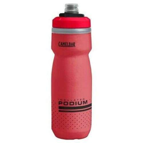 Camelbak Podium Chill 0.6L Red,Plastic Water Bottle, Camelbak - Yum Yum Store