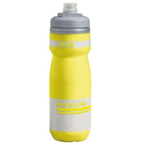 Camelbak Podium Chill 0.6L Yellow,Plastic Water Bottle, Camelbak - Yum Yum Store