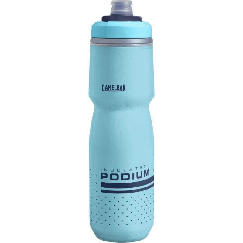 Camelbak Podium Chill 700ML Lake Blue,Plastic Water Bottle, Camelbak - Yum Yum Store