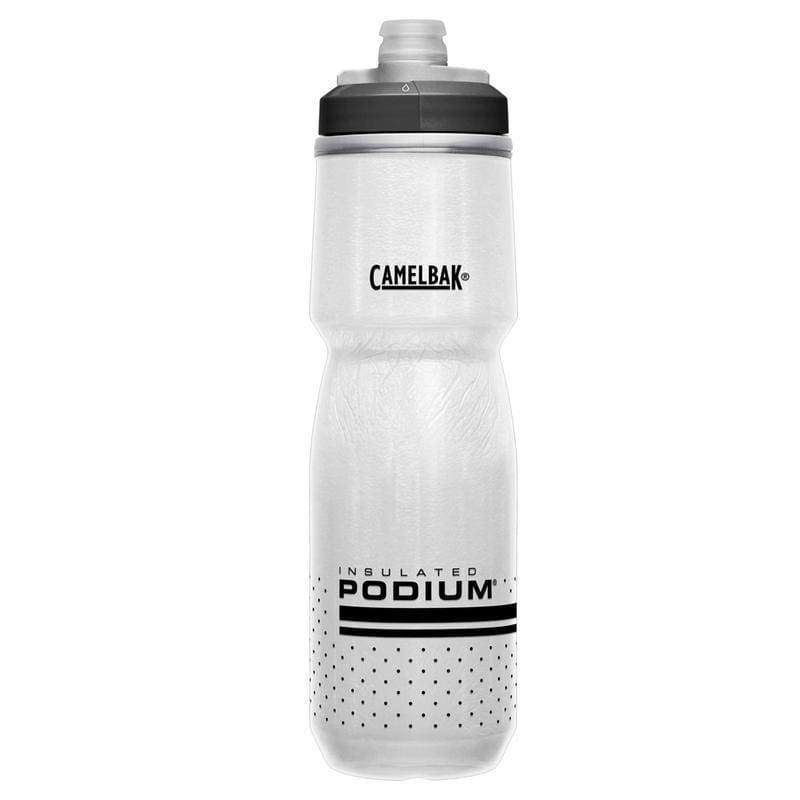 Camelbak Podium Chill 700ML White,Plastic Water Bottle, Camelbak - Yum Yum Store