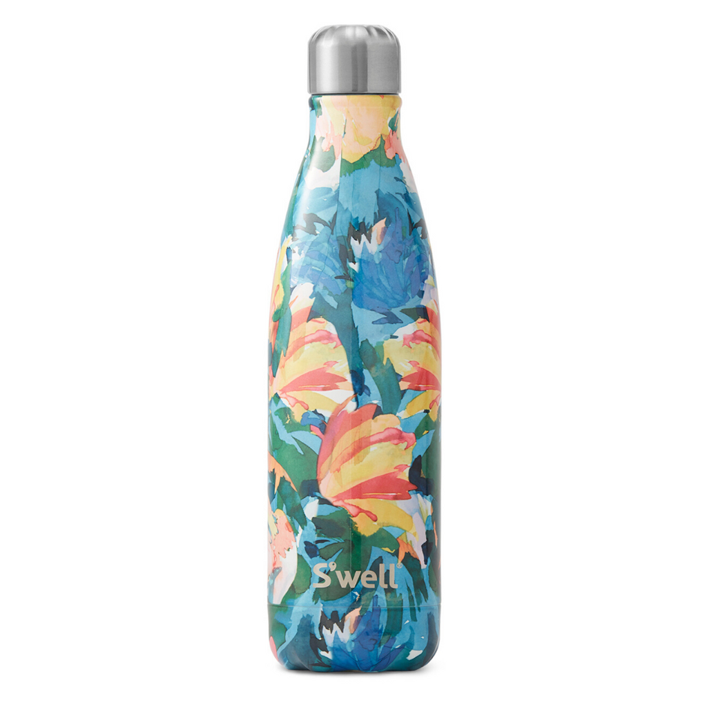 S'well Insulated Drink Bottle Water Colour Collection - 500ml Eden