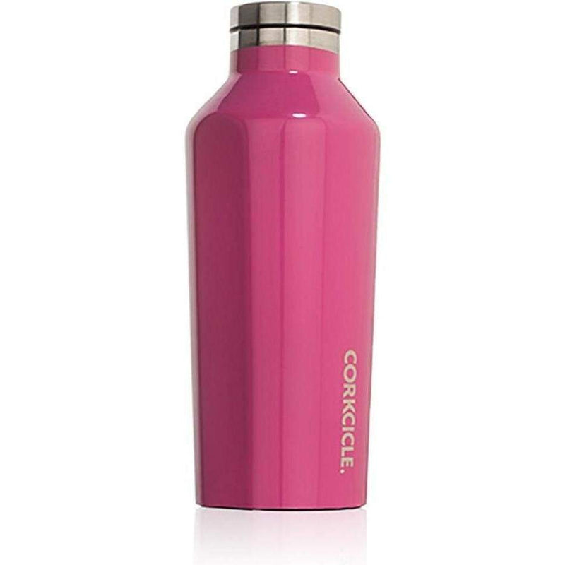 Corkcicle® Classic Canteen 9oz Pink,Water Bottle, Corkcicle - Yum Yum Store