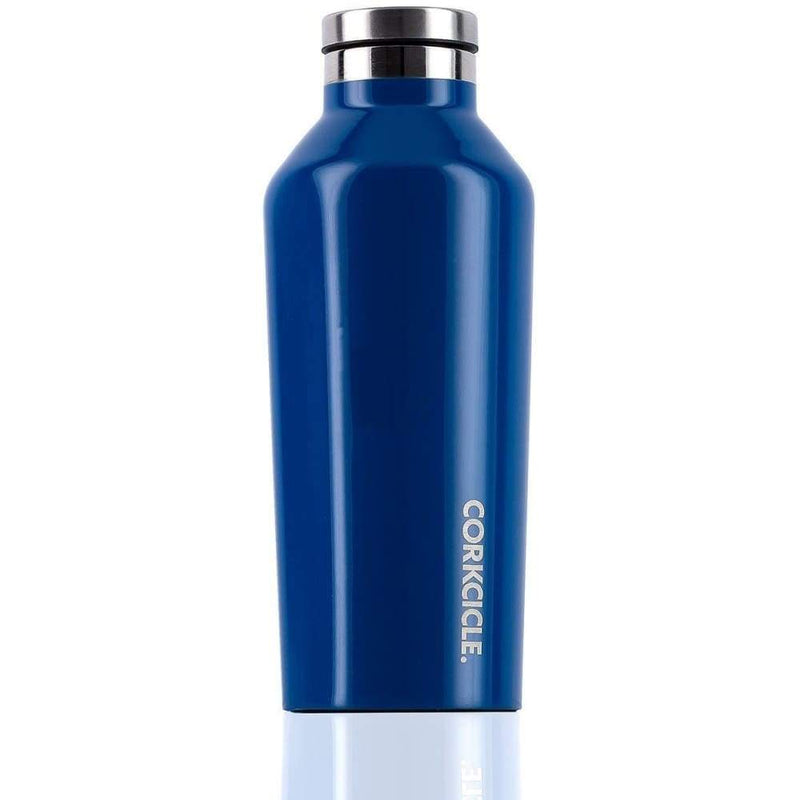 Corkcicle® Classic Canteen 9oz Riviera Blue,Water Bottle, Corkcicle - Yum Yum Store