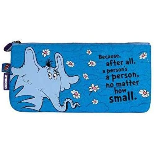Dr. Suess Horton Hears A Who Pencil Case,Pencil Case, Dr Suess - Yum Yum Store