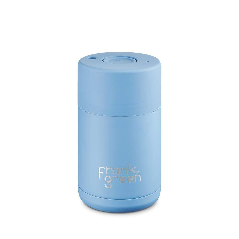 Frank Green Stainless Steel Cup 10oz - Little Boy Blue Coffee Cup,Reusable Coffee Cup, Frank Green - Yum Yum Store