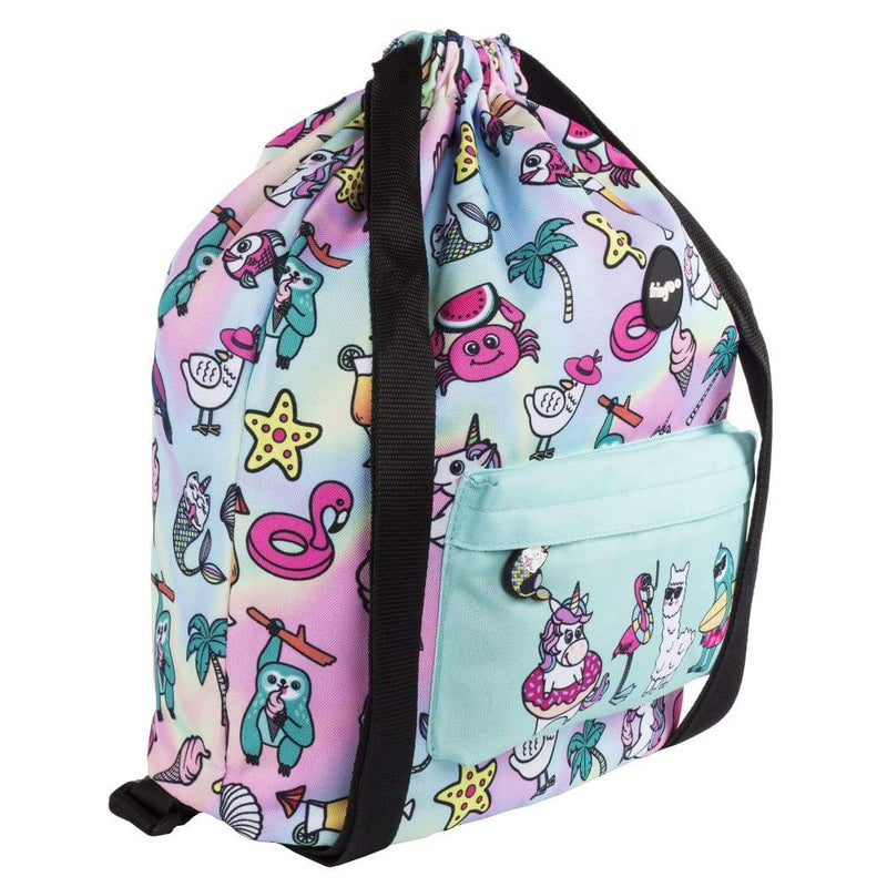 Fringoo Drawstring Bag Dream Team,Drawstring Bag, Fringoo - Yum Yum Store
