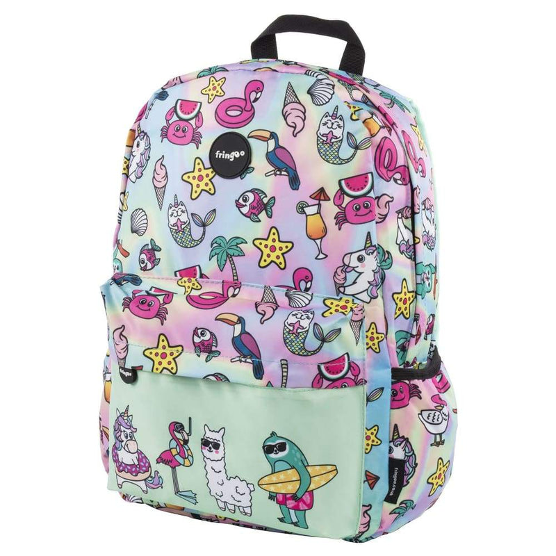 Fringoo Waterproof Backpack Dream team,Backpack, Fringoo - Yum Yum Store