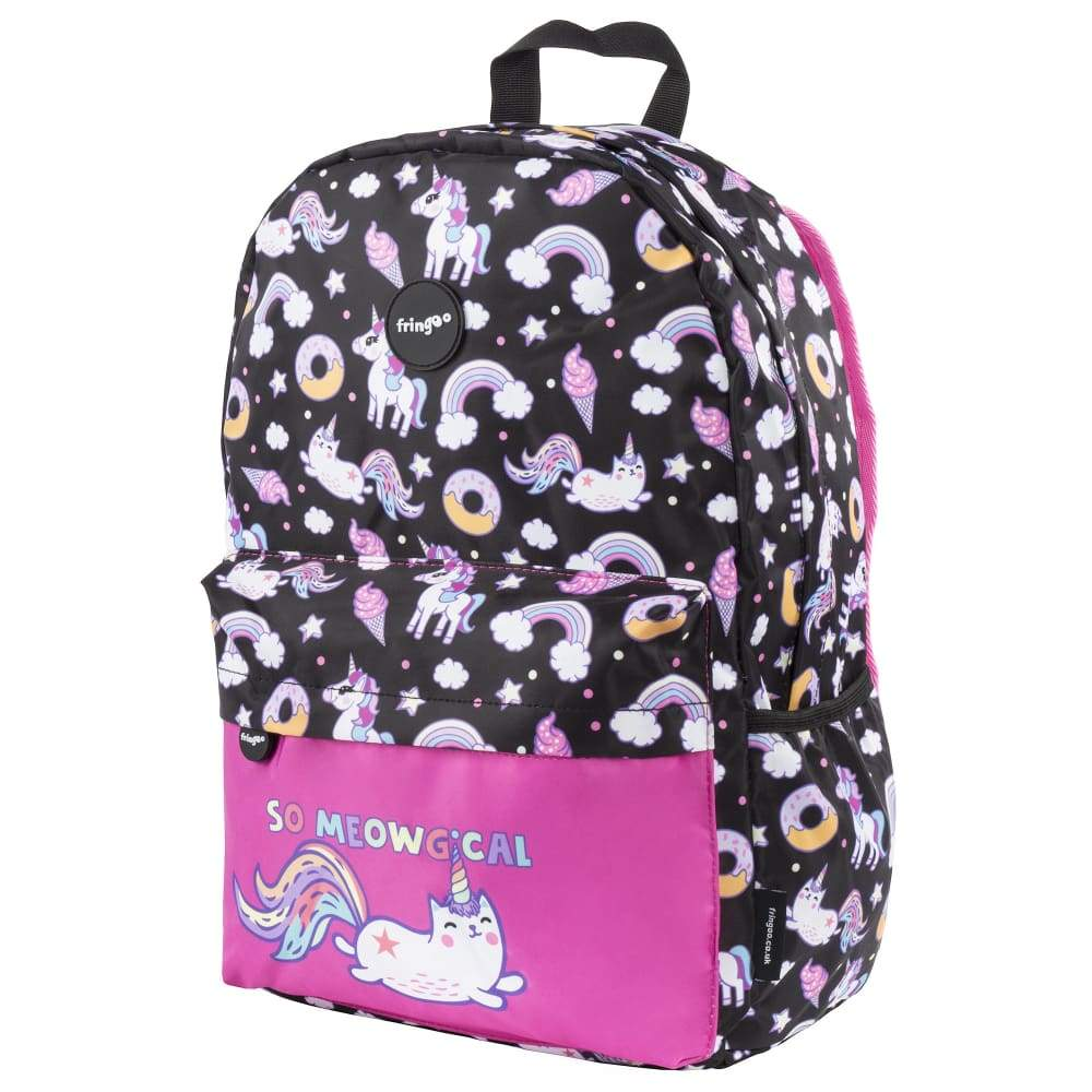 Fringoo Waterproof Backpack Unicat,Backpack, Fringoo - Yum Yum Store