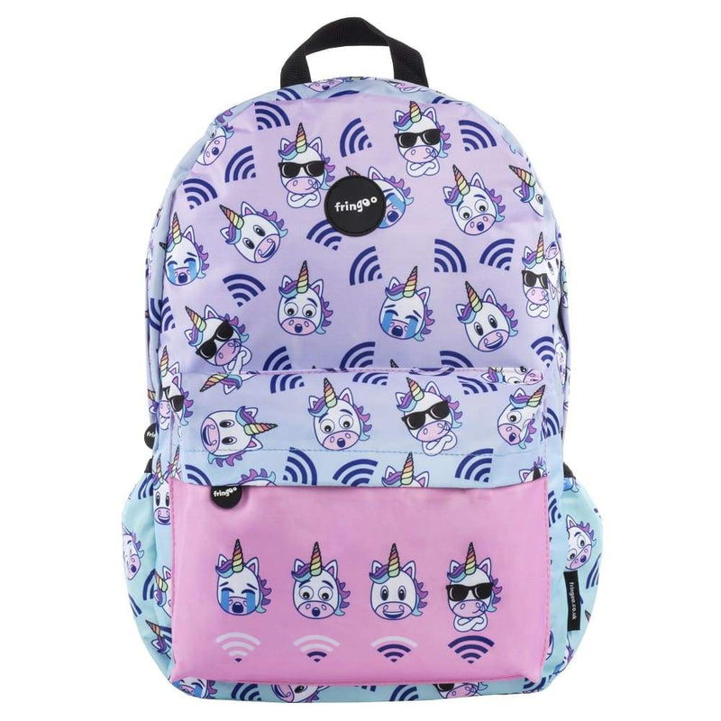 Fringoo Waterproof Backpack Unicorn Wifi,Backpack, Fringoo - Yum Yum Store