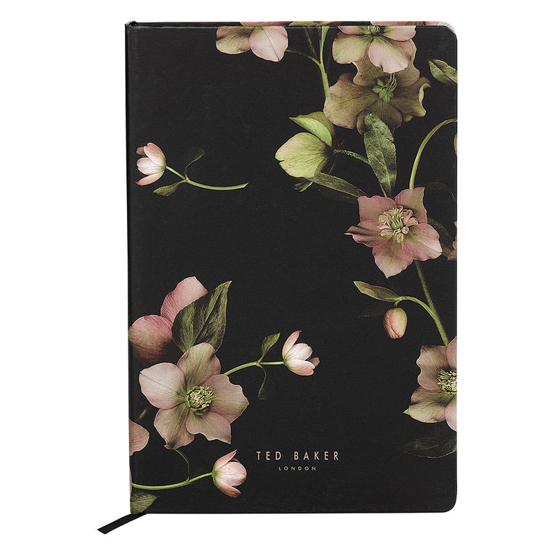 Ted Baker A5 Notebook Arboretum
