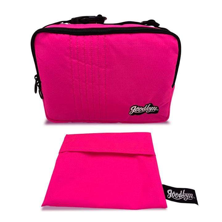Goodbyn Insulated Lunch Bag Pink,Insulated Lunchbag, Goodbyn - Yum Yum Store