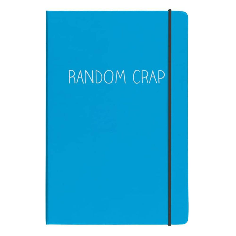 Happy Jackson Random Crap A5 Notebook,Notebook, Happy Jackson - Yum Yum Store