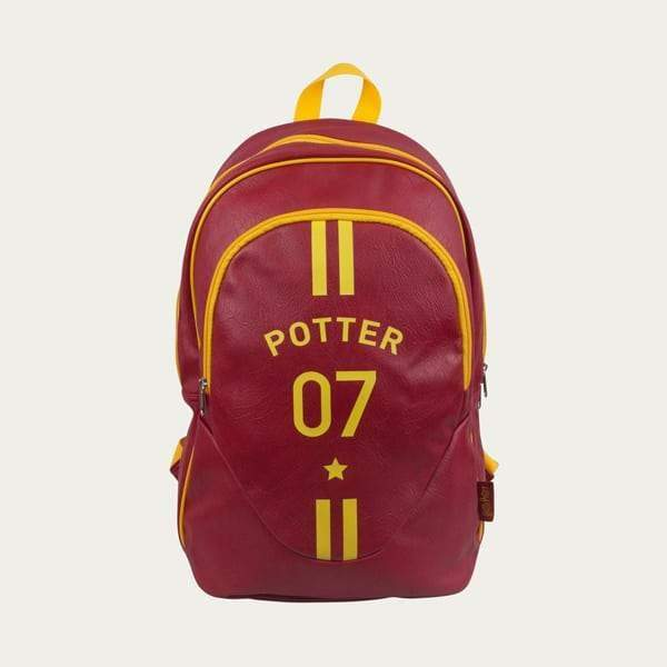 Harry Potter Quidditch Backpack,Backpack, Harry Potter - Yum Yum Store