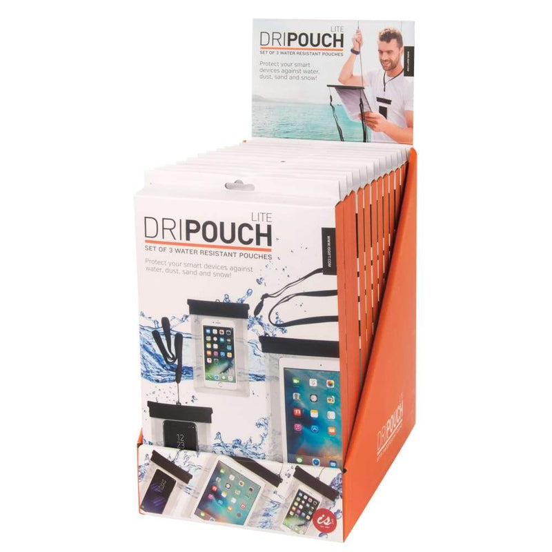 IS Gift Dri Pouch Lite - Set of 3 Pouches,Reusable Pouch, IS Gift - Yum Yum Store