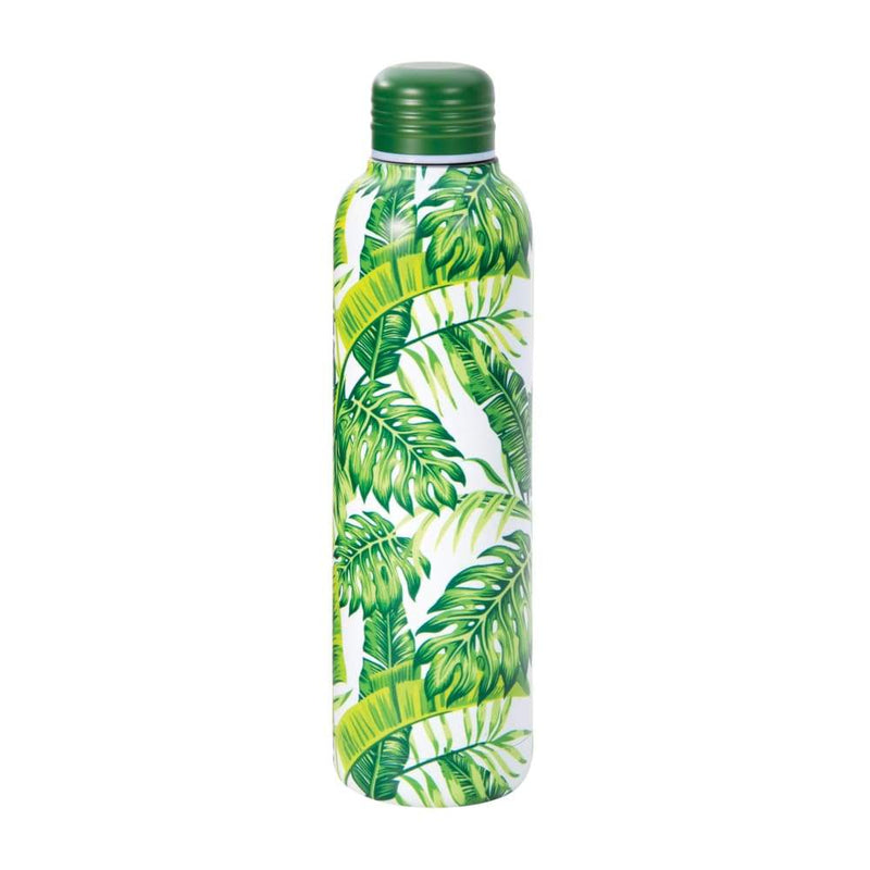 IS GIFT Insulated Stainless Steel Water Bottle 500ml - Tropical Green,Stainless Steel Water Bottle, IS Gift - Yum Yum Store