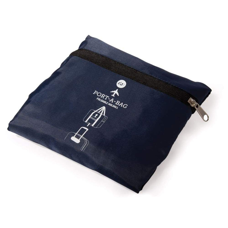 IS GIFT Port - A - Bag - Foldable Holdall Navy,Duffle Bag, IS Gift - Yum Yum Store