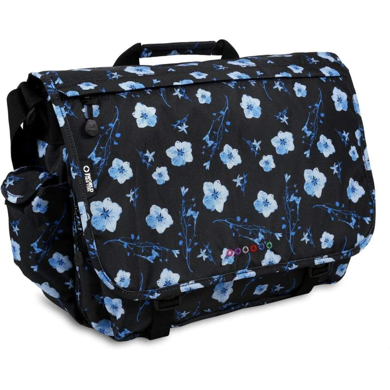 J World New York Laptop / Messenger Style Bag - Thomas Night Bloom,Laptop / Messenger Bag, J World New York - Yum Yum Store
