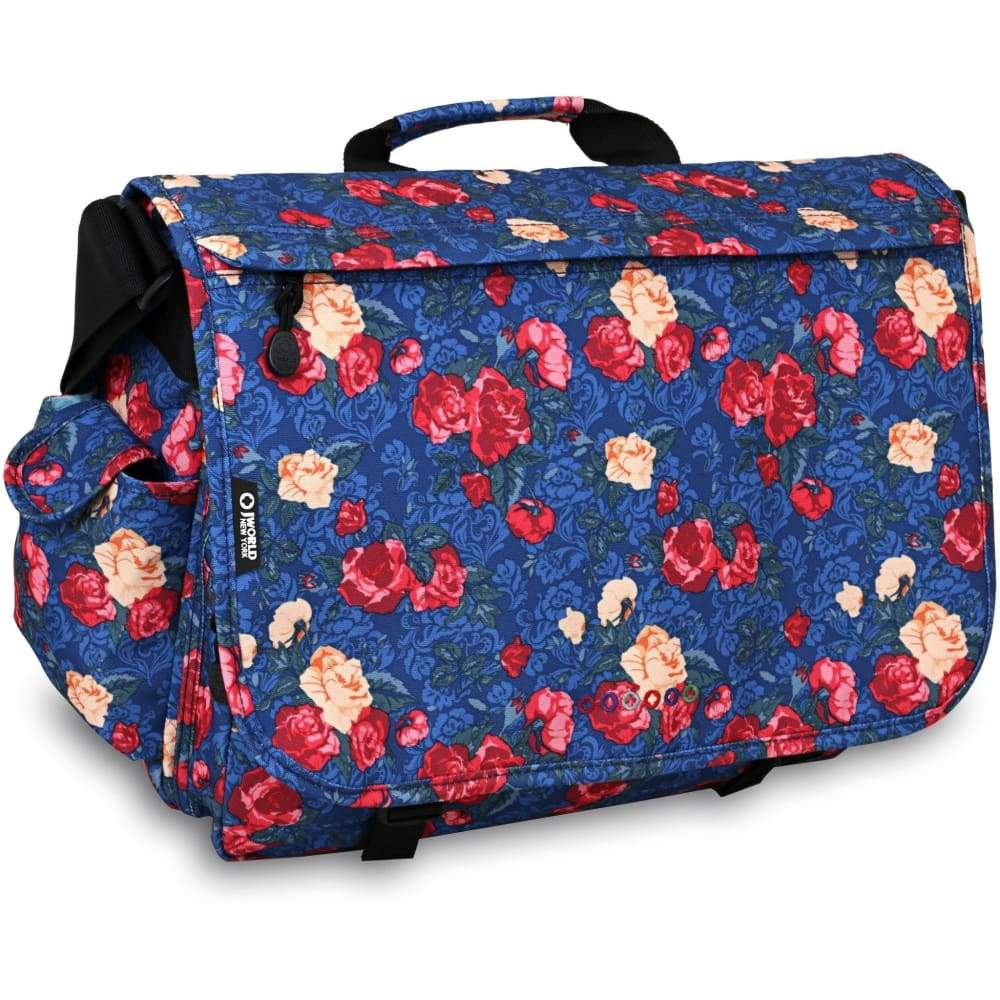 J World New York Laptop / Messenger Style Bag - Thomas Vintage Rose,Laptop / Messenger Bag, J World New York - Yum Yum Store