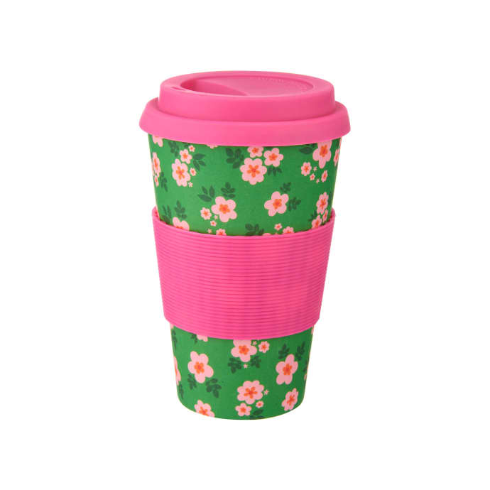 Sass & Belle Frida Bamboo Coffee Cup