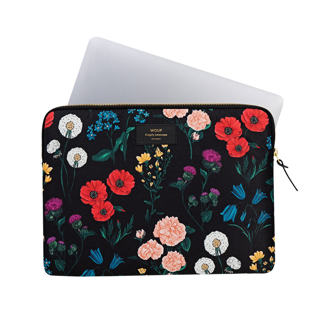 Wouf Laptop Sleeve Blossom,Laptop Case, Wouf - Yum Yum Store
