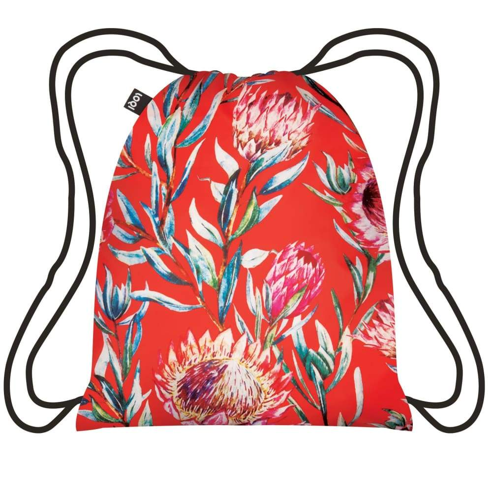 Loqi Backpack Wild Collection Sugarbush,Drawstring Bag, Loqi - Yum Yum Store