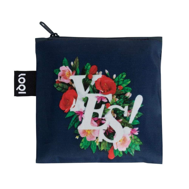 Loqi Reusable Shopping Bag Antonio Rodriguez Collection - Yes,Reusable Shopping Bag, Loqi - Yum Yum Store