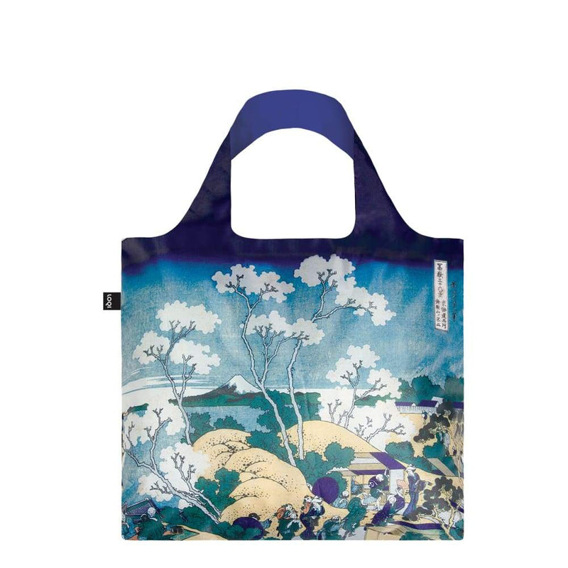 Loqi Reusable Shopping Bag Museum Collection - Fuji,Reusable Shopping Bag, Loqi - Yum Yum Store