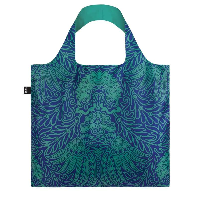 Loqi Reusable Shopping Bag Museum Collection - Japanese Decor