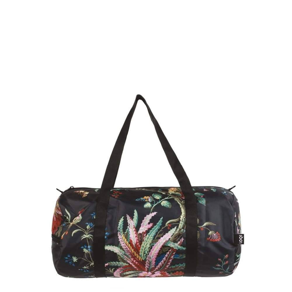 Loqi Weekender Museum Collection - Arabesqu & Japanese Decor,Duffle Bag, Loqi - Yum Yum Store