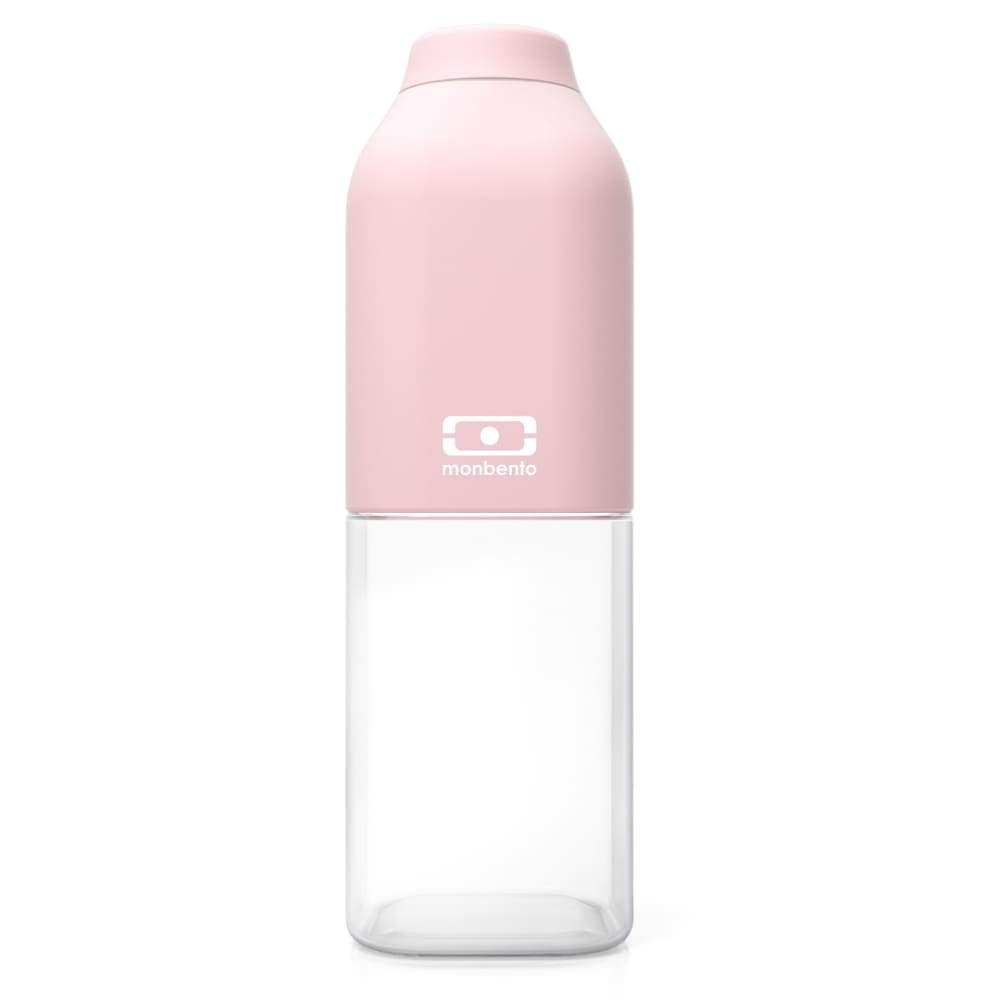 Monbento: Mb Positive M 500ml Litchi,Plastic Water Bottle, Monbento - Yum Yum Store